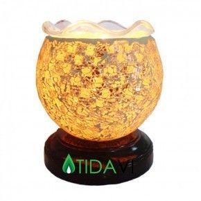 Đèn xông tinh dầu Pha Lê TDV0367