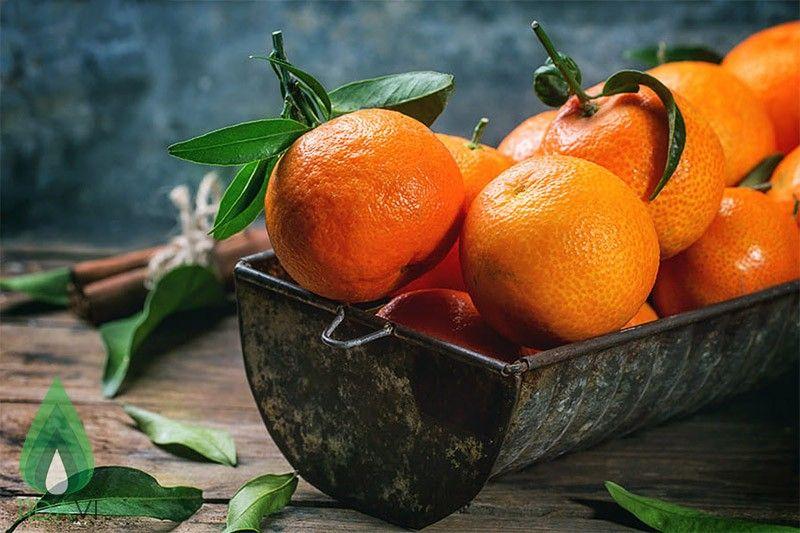 tinh dầu cam ngọt orange